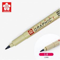 Линер Sakura Pigma Micron 1 — 1 мм